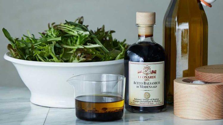 BUYER'S REPORT -オリーブオイルとバルサミコ酢
