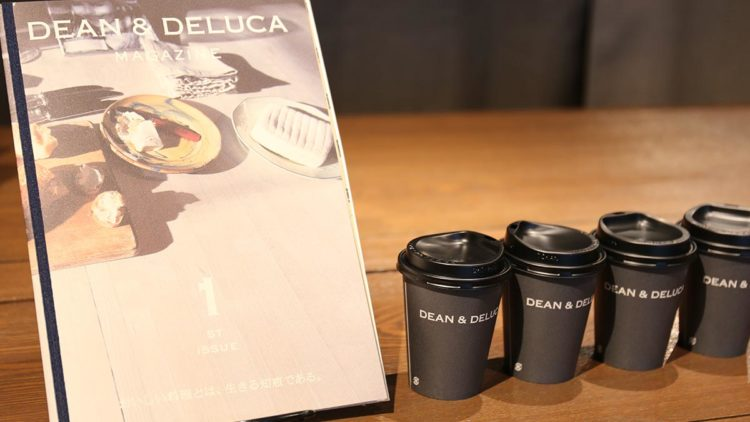 『DEAN & DELUCA MAGAZINE』創刊トークイベント vol.2 -前編