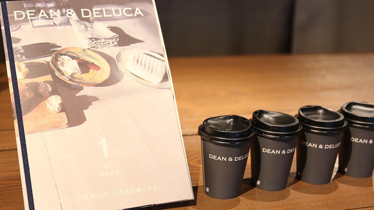 DEAN & DELUCA MAGAZINE トークイベント