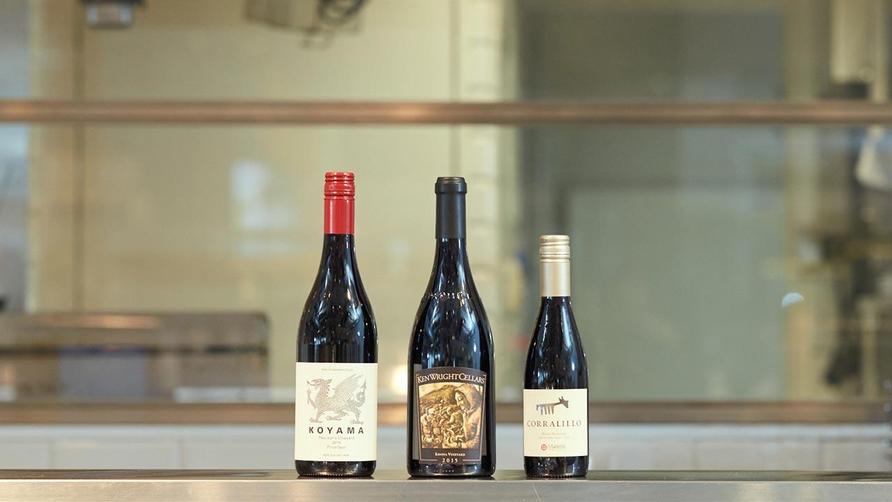 ソムリエのワインセレクション