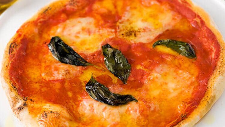ナポリの味、マルゲリータ