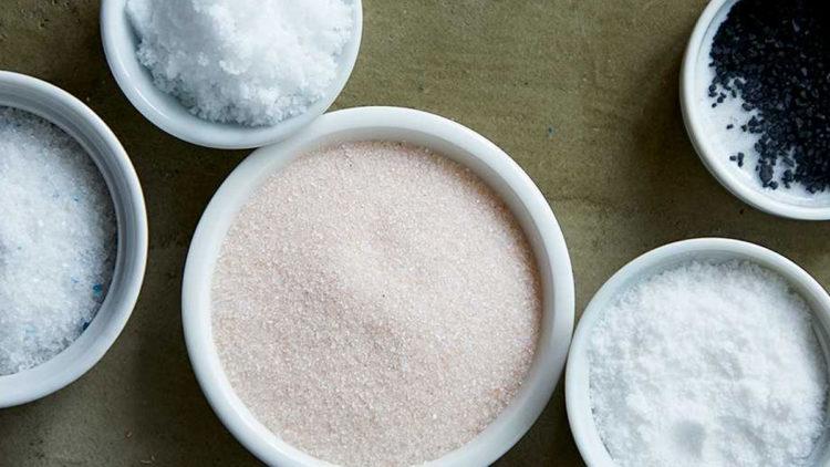 料理にあわせて使い分ける「塩」のえらび方