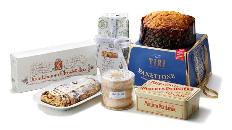 世界の伝統菓子 -ホリデースイーツ