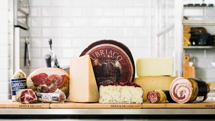 イタリアの風土が育むチーズとシャクータリー
