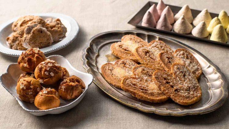 世界の伝統菓子 -フランス