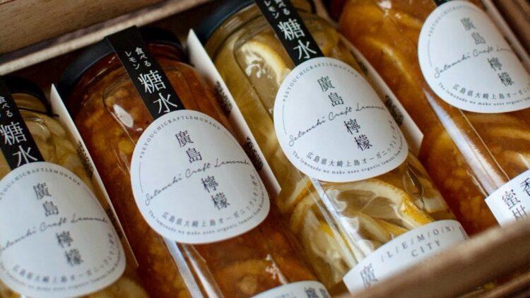 広島のおいしさを届ける瓶詰め